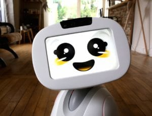 coolest inventions BUDDY your family's companion robot