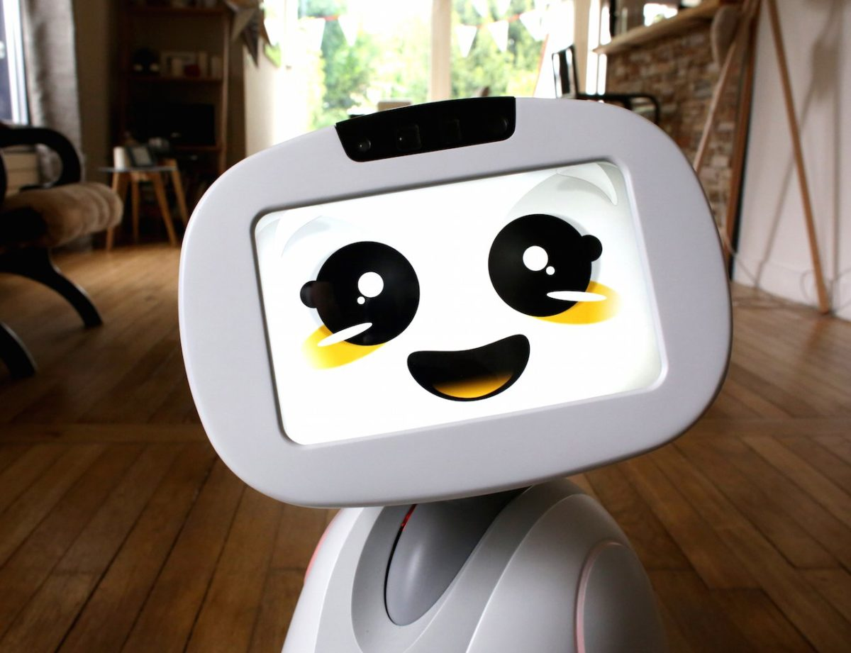 coolest inventions BUDDYyour family's companion robot