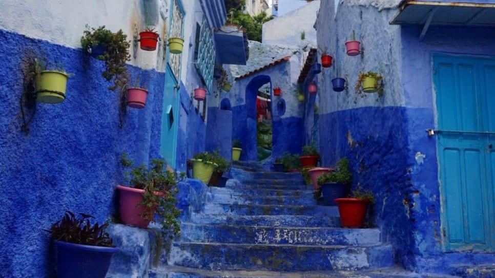 Destination hikes Chefchaouen, Morocco