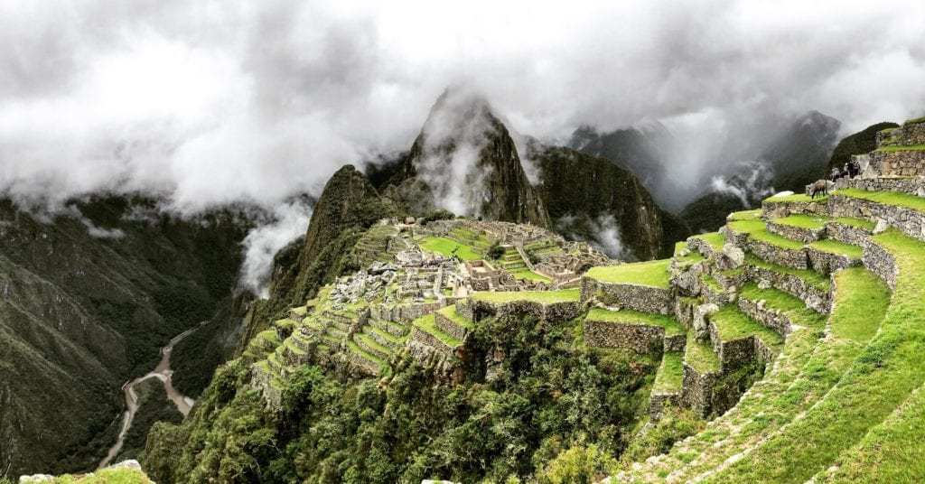 Destination hikes Machu Picchu, Peru