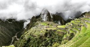 Destination hikes Machu Picchu, Peru