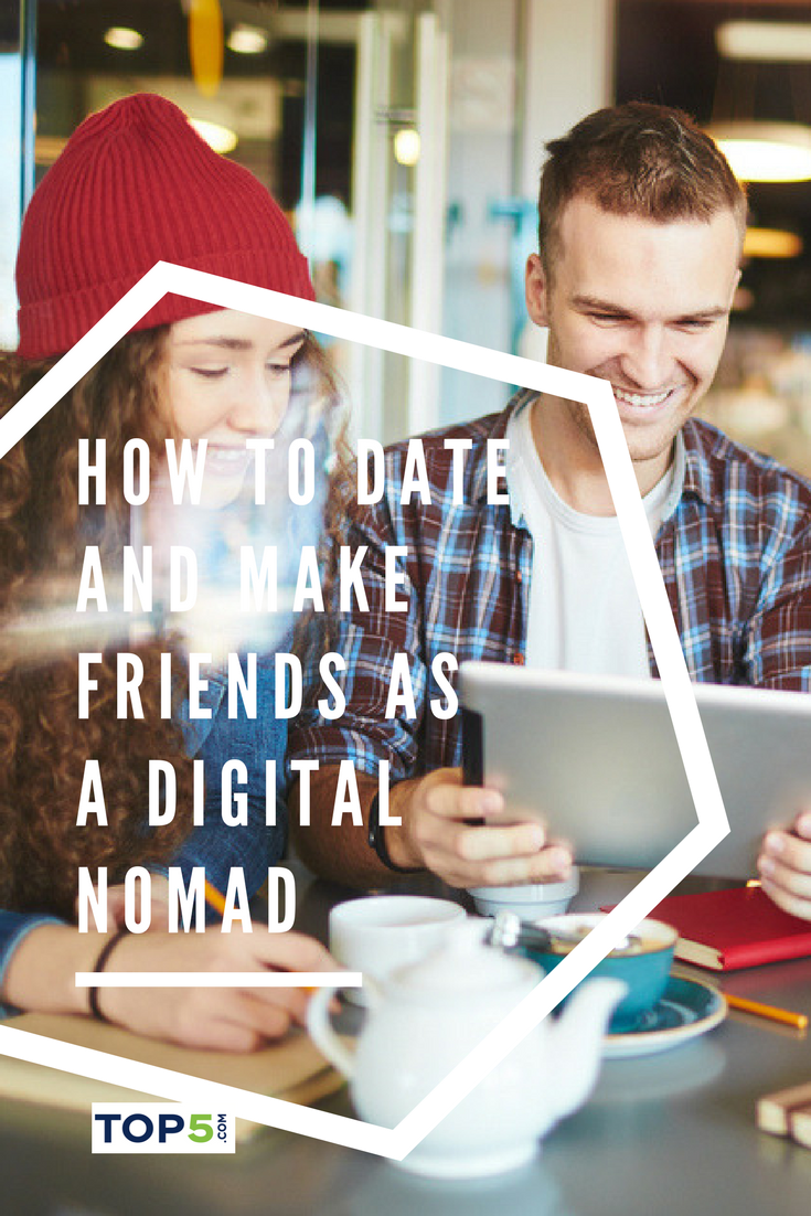 digital nomad dating