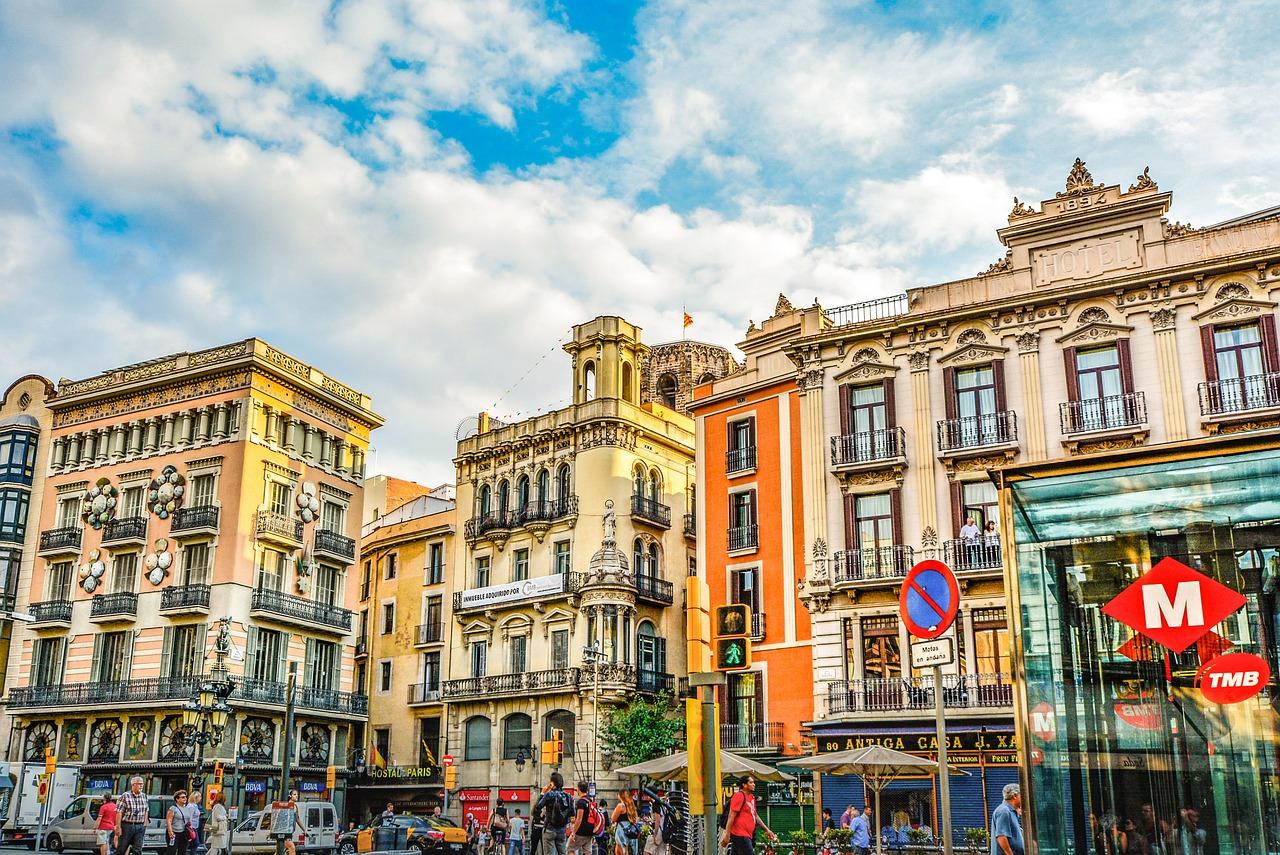 digital nomads in Barcelona