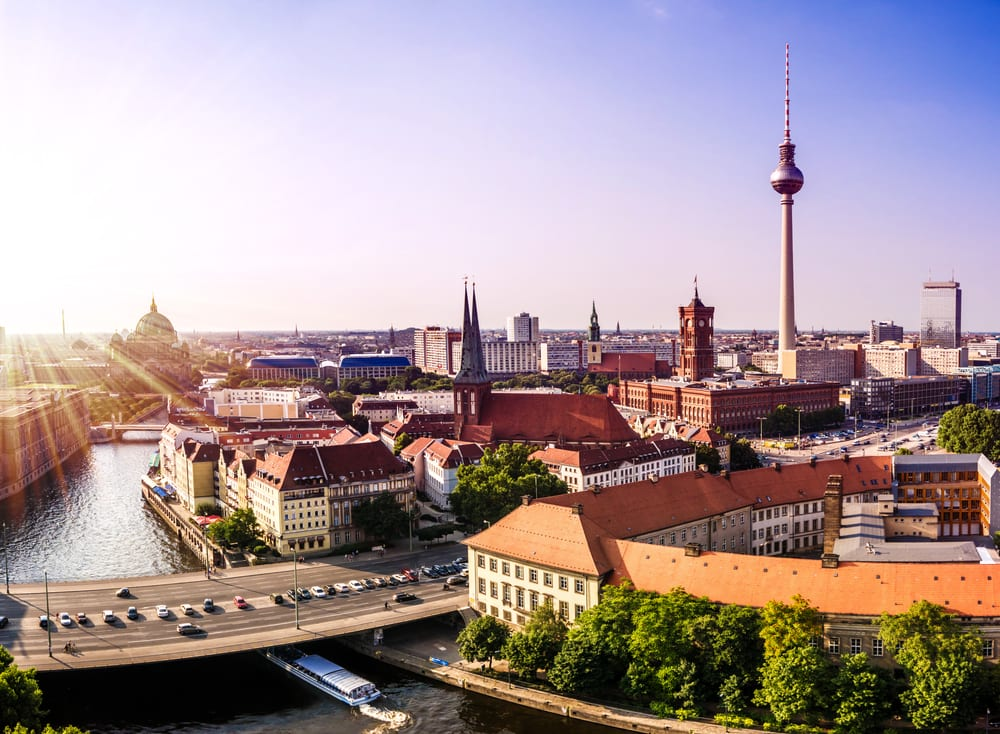 digital nomad in Berlin