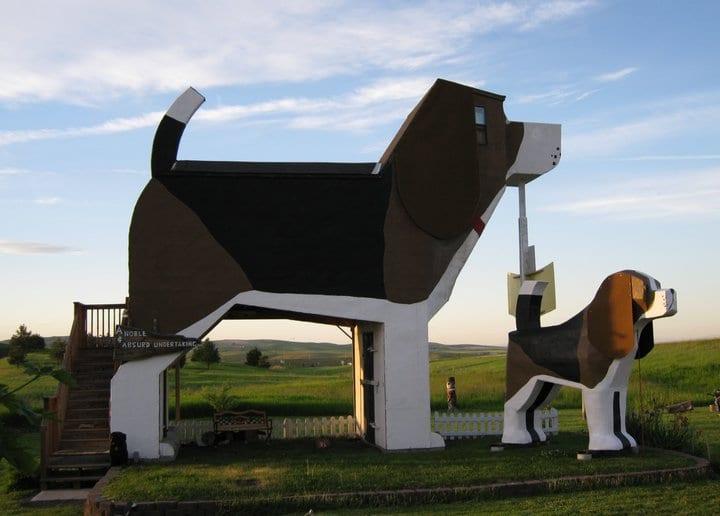 hotels Dog Bark Inn Hotel Idaho