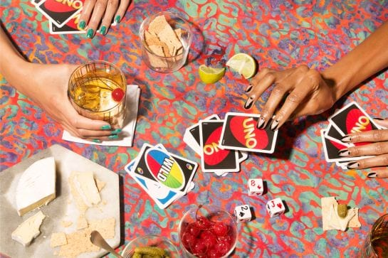 Grown Up Drinking Games to Play this Summer