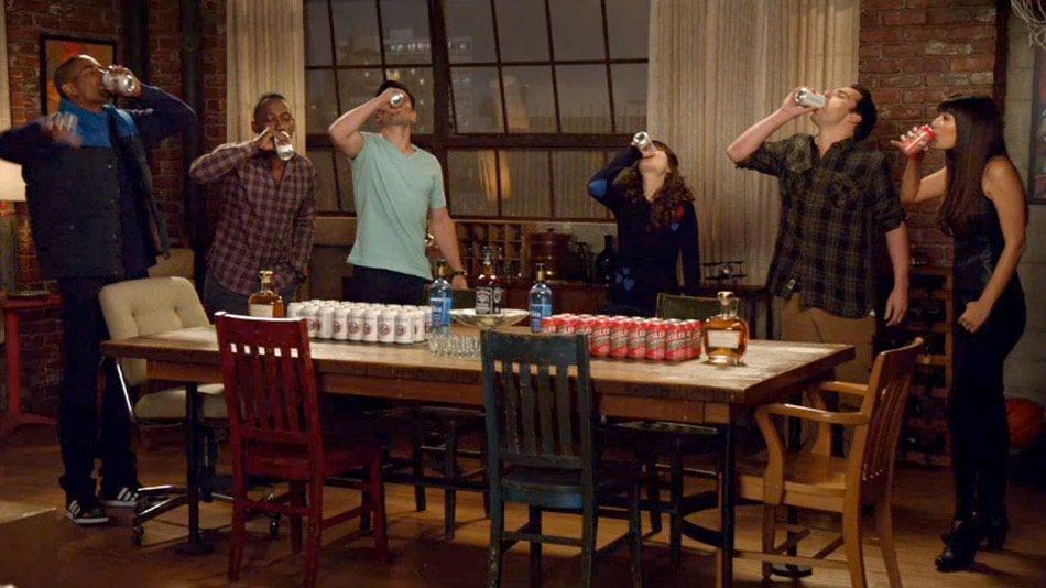 Drinking Game True American
