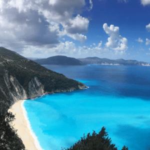 Europe beach in Greece
