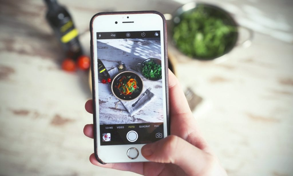 Grab These 5 Food Apps That Will Totally Change The Way You Eat