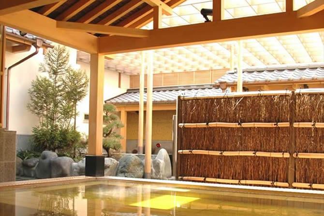 Japanese Hot Springs Tokyo Somei Spa Sakura