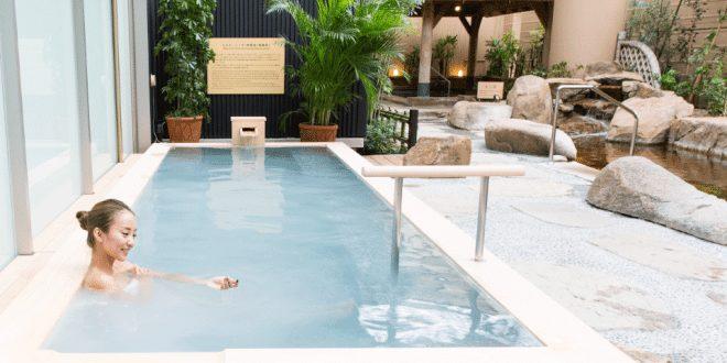 Japanese Hot Springs Tokyo Spa La Qua
