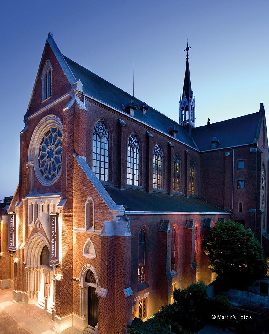 martin's patershof church hotel