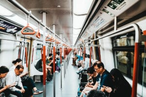 digital nomad in Hong Kong