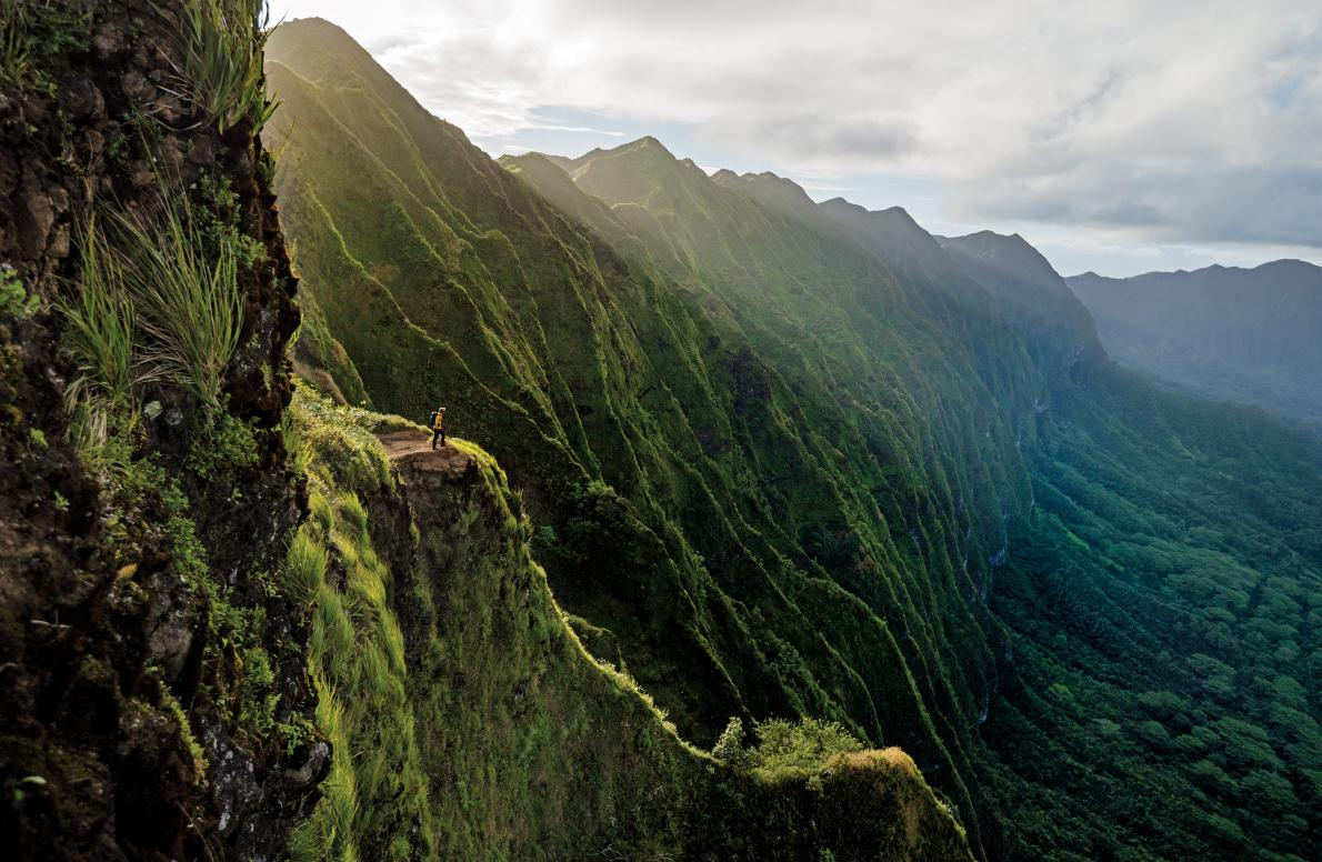 Finding paradise in Hawaii photographs