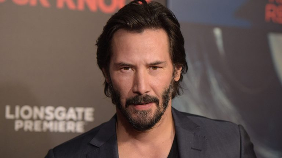 male actors over 40 Keanu Reeves