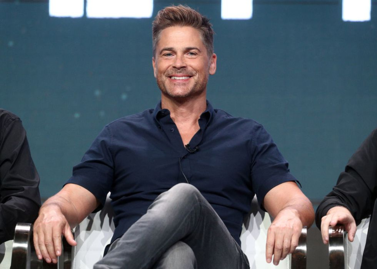 male actors over 40 Rob Lowe