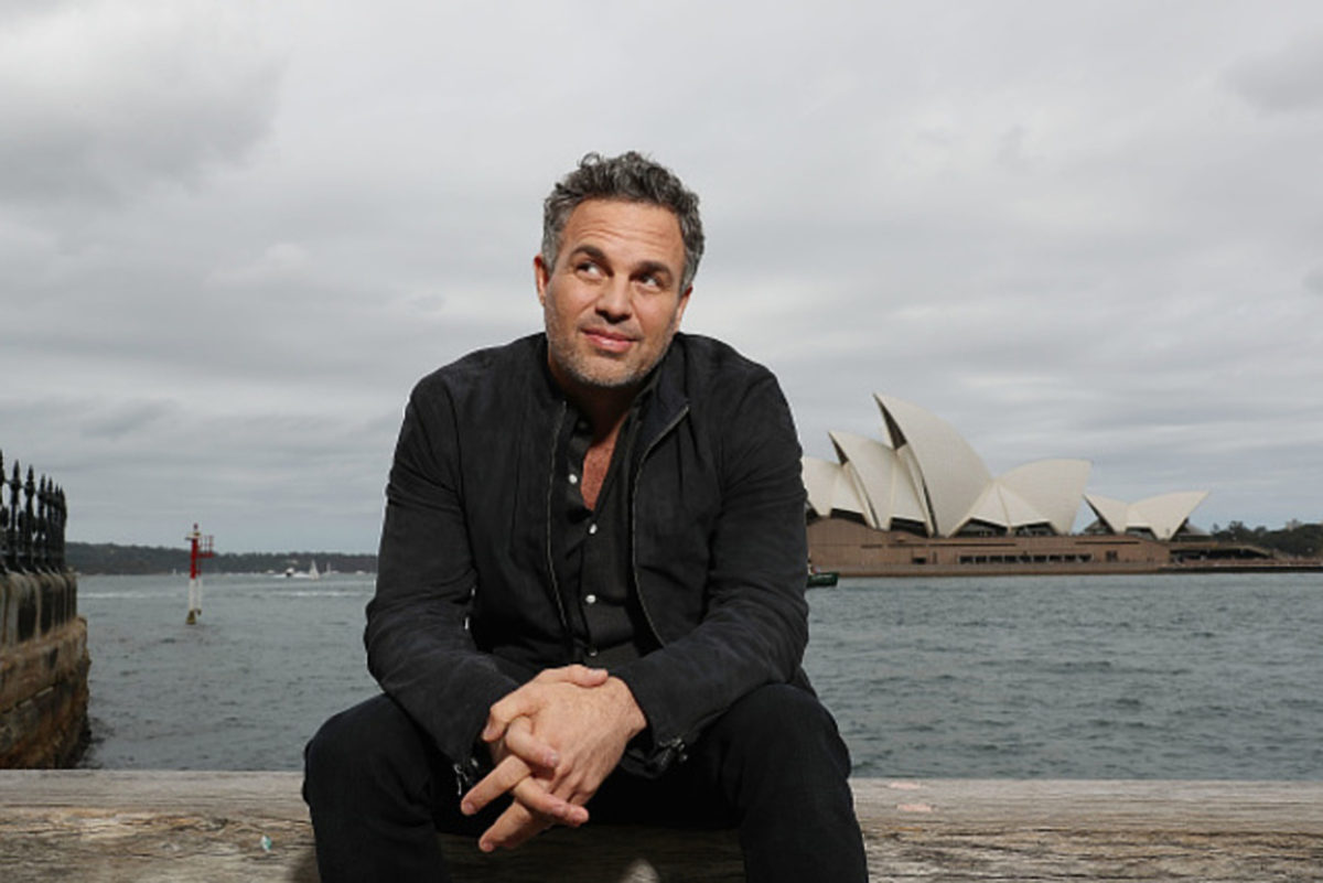 male actors over 40 Mark Ruffalo