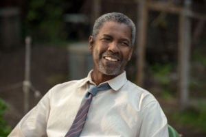male actors over 40 Denzel Washington
