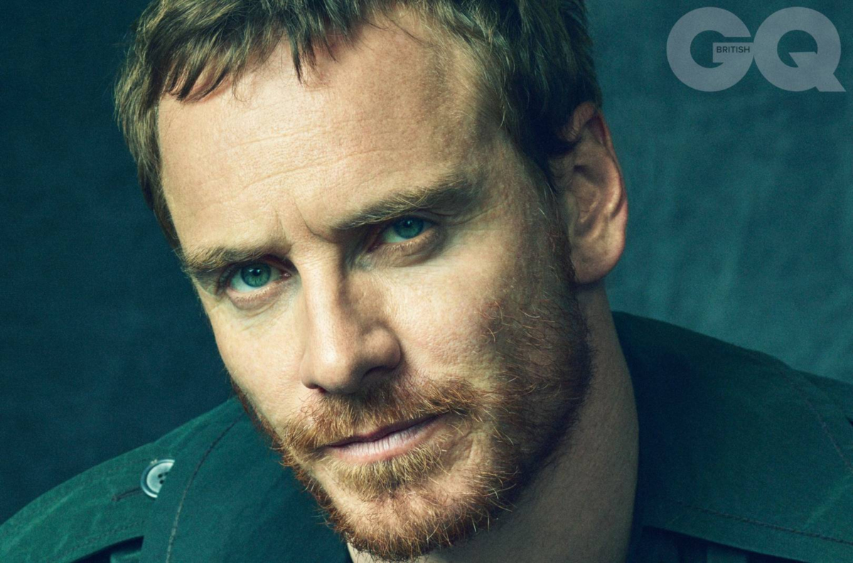 male actors over 40 Michael Fassbender