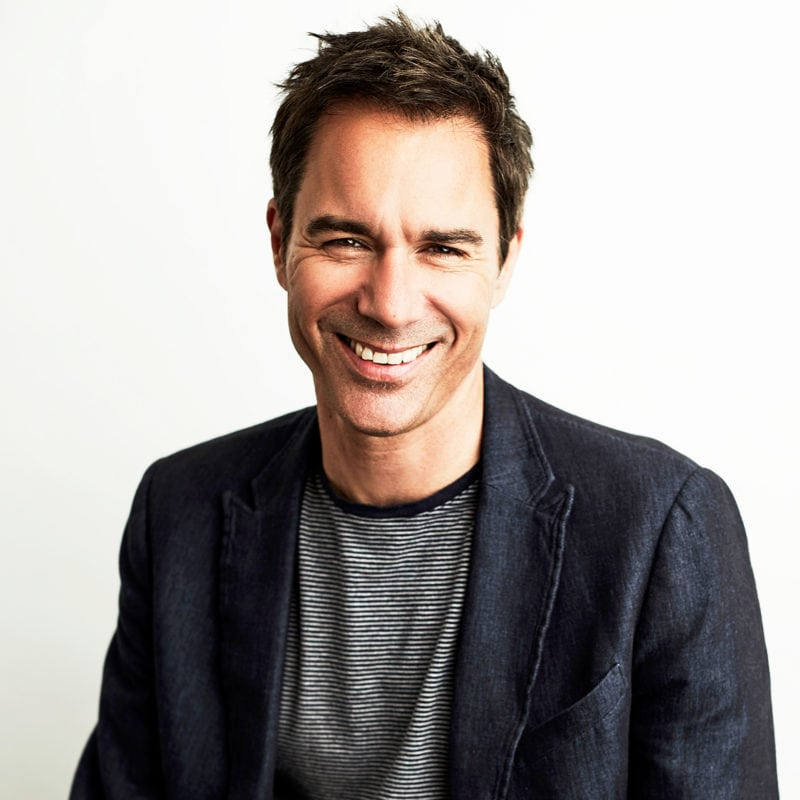 male actors over 40Eric McCormack