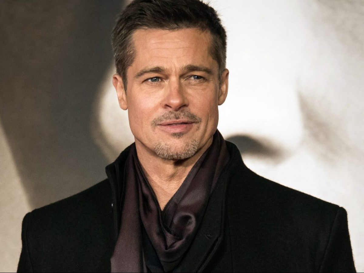male actors over 40 Brad Pitt