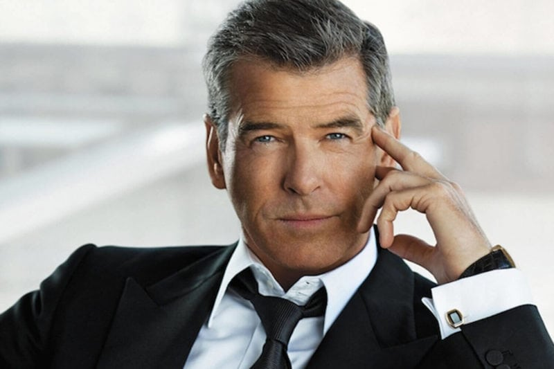 male actors over 40 Pierce Brosnan