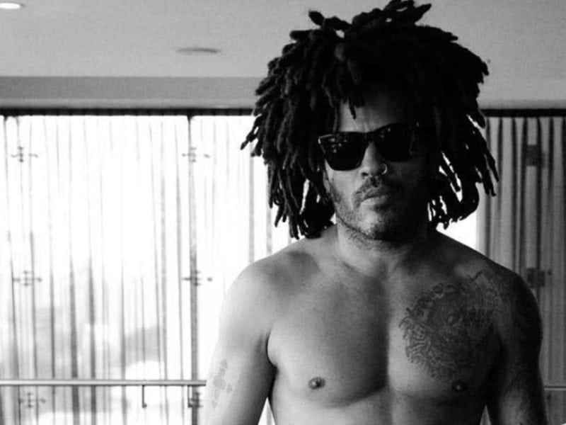 male actors over 40 Lenny Kravitz