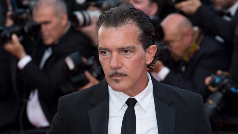 male actors over 40 Antonio Banderas