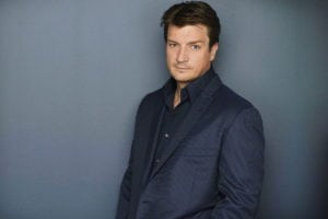 male actors over 40 Nathan Fillion