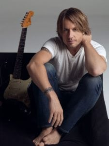 male actors over 40 Keith Urban
