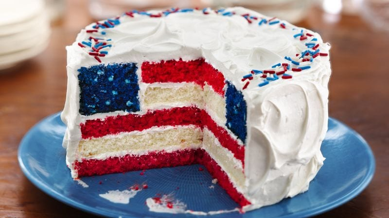 Patriotic, Pinterest-Approved, Memorial Day Desserts