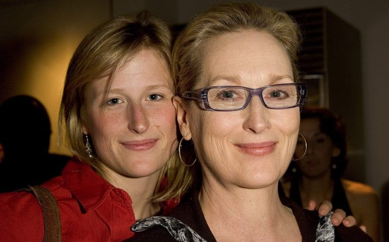 meryl streep and mamie gummer celebrity mother and daughter