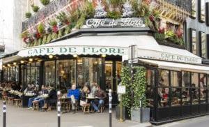 paris coffee shops