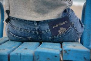 american passport Music Festival survival kit