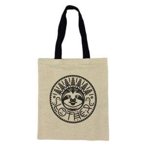 plastic pollution - tote bag