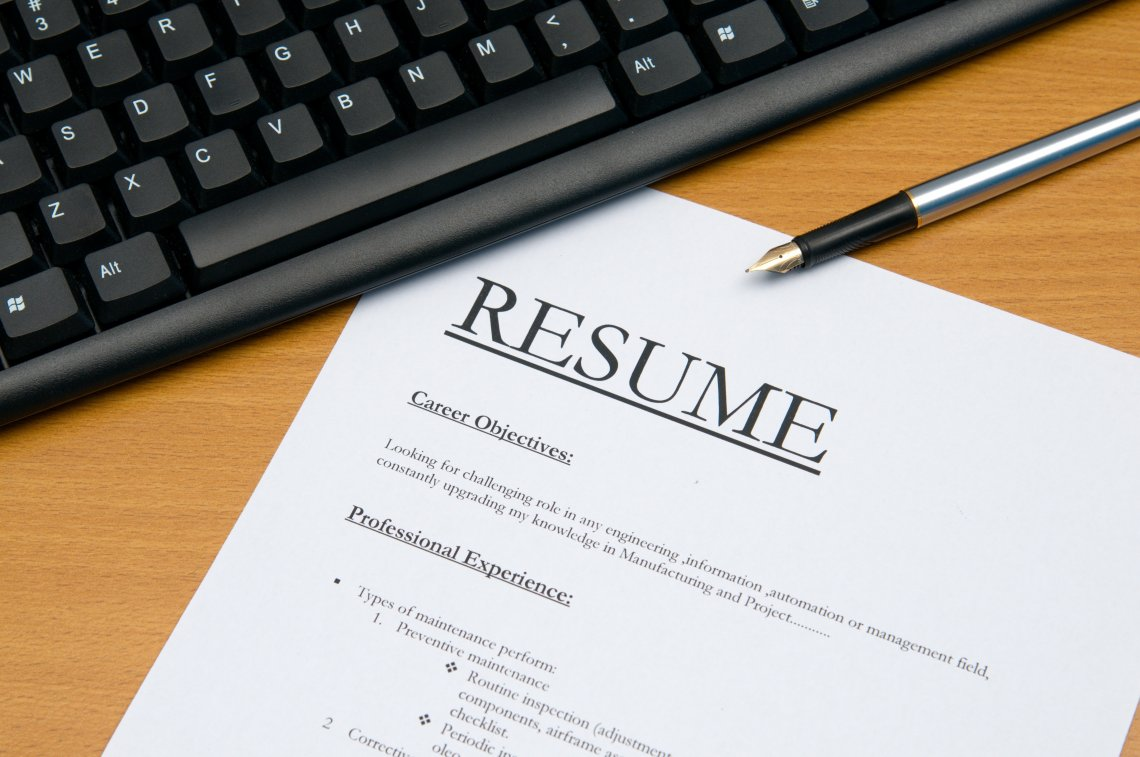 make your professional persona shine with these 10 resume
