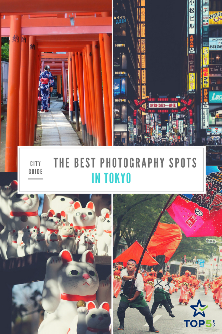 tokyo photography spots