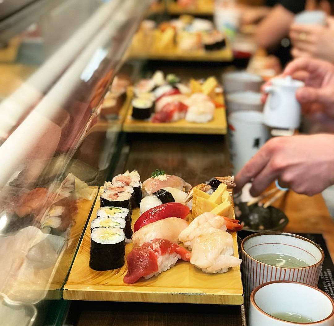 Tsukiji Market Tokyo travel