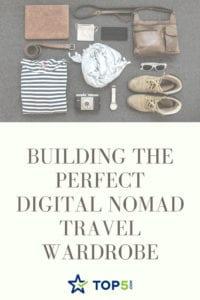 travel wardrobe -Pinterest