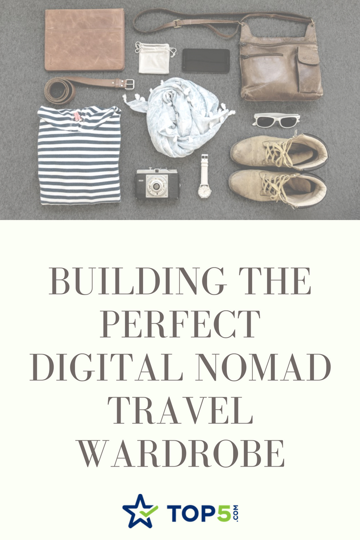 travel wardrobe -Pinterest