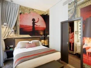 unique hotels in paris