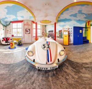 v8 car hotel germany