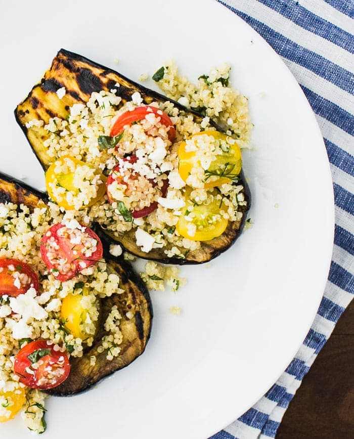 vegetarian grilling recipes-Grilled-Eggplant-jpg