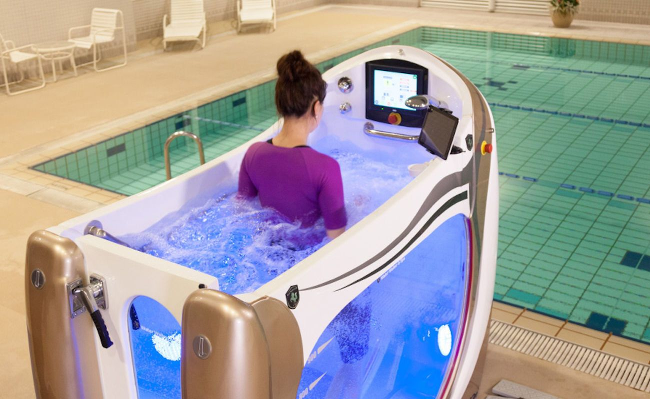 water walker and spa coolest inventions