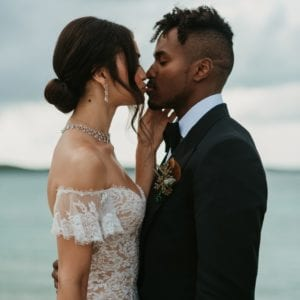 Wedding Dress Shanina Shaik
