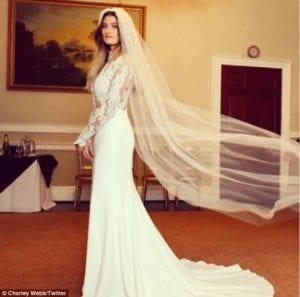 Wedding Dress Charley Webb