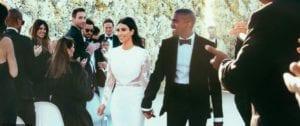 wedding dress - Kim Kardashian West