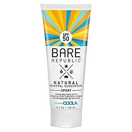Best Sunscreen for Sensitive Skin Bare Republic Natural Mineral Sunscreen