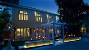 Gaggan is one of the best restaurants in Asia.