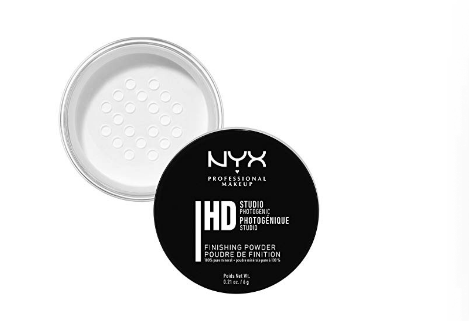 Best drugstore beauty products NYX powder